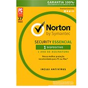 Norton Security Essencial 1 dispositivo 1 ano DOWNLOAD Symantec UN 1 UN