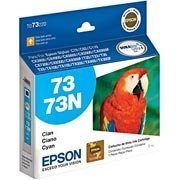 Cartucho p/stylus ciano T073220BR Epson CX 1 UN