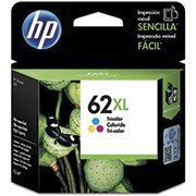 Cartucho HP 62XL Colorido Original (C2P07AL) Para HP Officejet 200 CX 1 UN