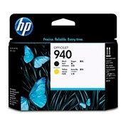 Cabeça de impressão HP 940 preto/amarelo C4900A HP CX 1 UN
