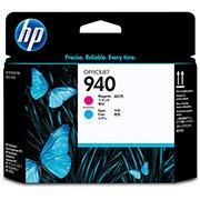 Cabeça de impressão HP 940 ciano/magenta C4901A HP CX 1 UN