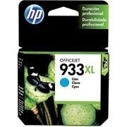 Cartucho HP 933XL Cian Original (CN054AL) Para HP Officejet 7110 CX 1 UN