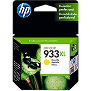 Cartucho HP 933XL Amarelo Original (CN056AL) Para HP Officejet 7110 CX 1 UN