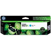 Cartucho HP 971XL Cian Original (CN626AM) Para HP Officejet Pro X476dw, X451dw CX 1 UN