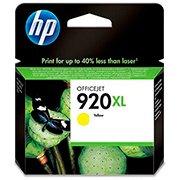 Cartucho HP 920XL Amarelo Original (CD974AL) Para HP Officejet 7500A, 6000dwn, 6500A CX 1 UN