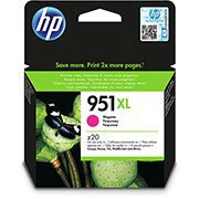 Cartucho HP 951XL Magenta Original (CN047AB) Para HP Officejet Pro 8600, 8600 Plus, 8610, 8620, 276dw, 8100, 251dw CX 1 UN