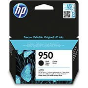 Cartucho HP 950 preto Original (CN049AB) Para HP Officejet Pro 8600, 8600 Plus, 8610, 8620, 276dw, 8100, 251dw CX 1 UN