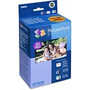 Kit Picturemate PM225 p/150 fotos (glossy/brilhante) T5846 Epson