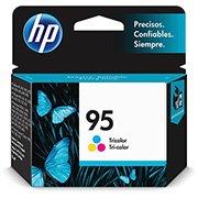 Cartucho HP 95 Colorido Original (C8766WL) Para HP H470wbt, 100 Mobile, 8150xi, 1610v, 2350 CX 1 UN