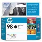 Cartucho HP 98 preto C9364WL HP CX 1 UN