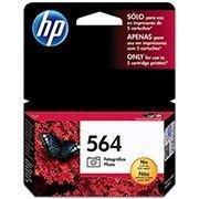 Cartucho HP 564 preto fotográfico CB317WL HP CX 1 UN