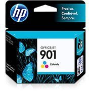 Cartucho HP 901 tricolor CC656AB HP CX 1 UN