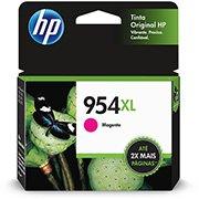 Cartucho HP 954XL Magenta Original (L0S65AB) Para HP Deskjet 7720, 7740, 8210, 8710, 8720 CX 1 UN