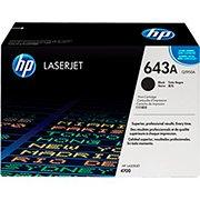 Toner HP 643A Preto Laserjet Original (Q5950A) Para 4700dn CX 1 UN