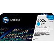 Toner HP 502A Cian Laserjet Original (Q6471A) Para HP Laserjet 3600, 3600dn, 3600n CX 1 UN