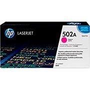 Toner HP 502A Magenta Laserjet Original (Q6473A) Para HP Laserjet 3600, 3600dn, 3600n CX 1 UN