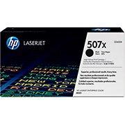 Toner HP 507X Preto Alto rendimento Laserjet Original (CE400X) Para HP Laserjet Enterprise M575f, M575c, M551dn, M570dn, M551n CX 1 UN