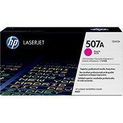 Toner HP 507A Magenta Laserjet Original (CE403AB) Para HP Laserjet Enterprise M575f, M575c, M551dn, M570dn, M551n CX 1 UN
