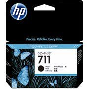 Cartucho HP 711 38ml preto CZ129AB HP CX 1 UN