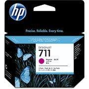 Cartucho HP 711 magenta (pack c/ 3und) CZ135AB HP CX 1 UN