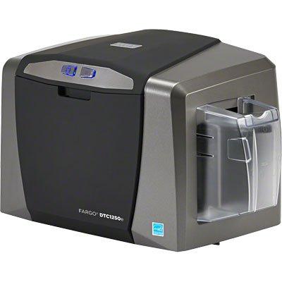 Impressora Térmica Crachá e Cartões Fargo Single Dtc1250e Transferência Térmica Colorida Usb Bivolt