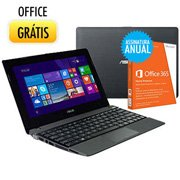 Notebook R103BA Dual Core 1ghz 2gb 320gb 10.1