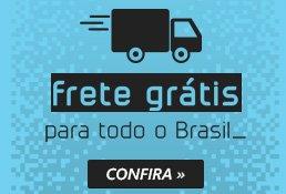 Frete grátis de cartuchos e toners para todo o Brasil