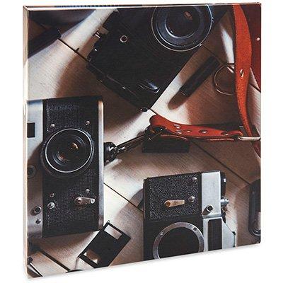 Álbum de fotos autocolante 15 folhas papel branco 917 Ical PT 1 UN