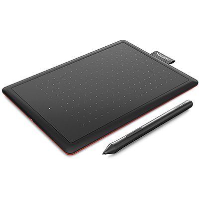 Mesa digitalizadora Wacom Tablet One By pequena CTL472 CX 1 UN