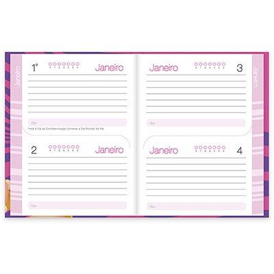 Agenda escolar Tsum Tsum 20151 Spiral Tsum PT 1 UN