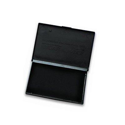 Almofada carimbo N.3 6,9x11cm asuper radex preta Tonbras Indústria E CX 1 UN