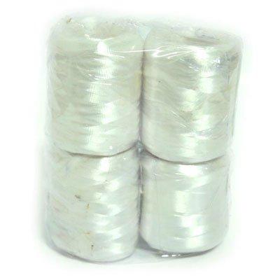 Fitilho presente c/50mt branco Rizzo PT 4 UN