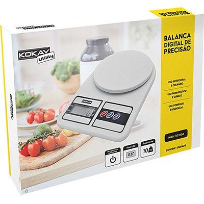 Balança digital de precisão capacidade 10kg Kokay CX 1 UN