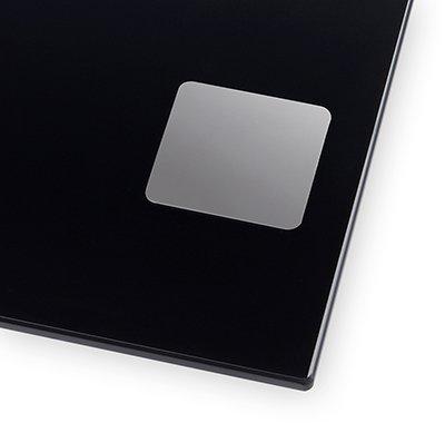 Balança digital Millenium 150kg preta CA7000 Polar CX 1 UN