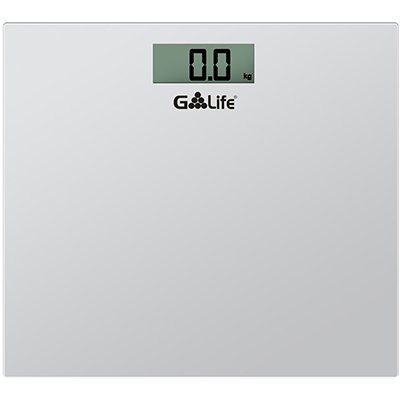 Balança digital slim 150kg prata CA9000 Polar CX 1 UN