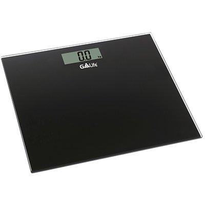Balança digital slim 150kg preta CA8000 Polar CX 1 UN