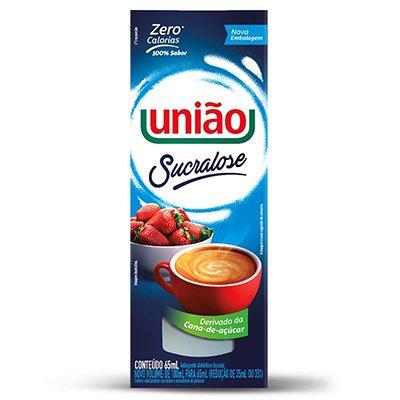 Adoçante líquido Sucralose 65ml 409003016 Camil Alimentos SA CX 1 UN