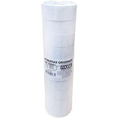 Etiquetas para aparelho etiquetador MX-5000 com 10000 unidades Fixxar PT 1 UN