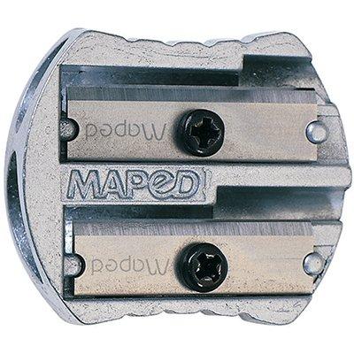 Apontador de metal 2 furos 006700 Maped BT 1 UN