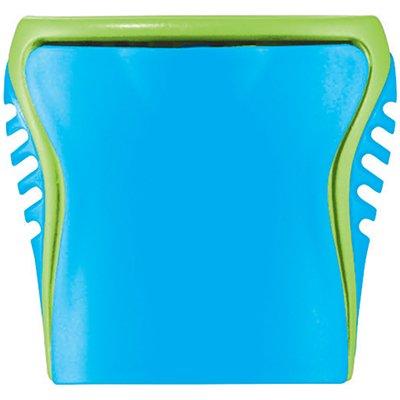 Apontador Boogy, comdepósito, 2 furos, padrão e jumbo, cores sortidas, 062210, Maped BT 1 UN