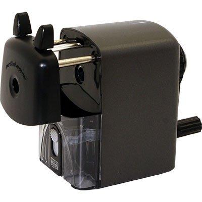 Apontador manual de mesa preto H-100 Easy Office CX 1 UN