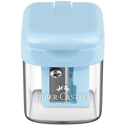 Apontador com depósito minibox (Cores Sortidas) MINIBOX Faber Castell UN 1 UN