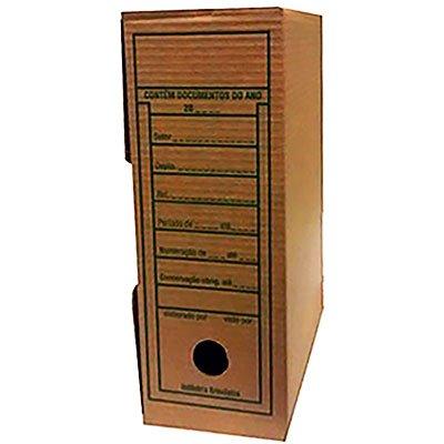 Arquivo morto papelão 2 capas kraft (344x125x237) Westrock UN 1 UN