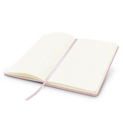 Caderno anotações 13x21cm quadriculado 80 fls li pastel Spiral PT 1 UN