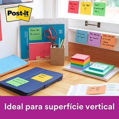 Bloco Post-it 76x76 Coleção anos 90 c/ 270fls 3M PT 1 BL