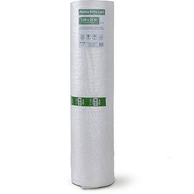 Plástico bolha (29 micras) n.10  light 100cmx25m 100805 Atco PT 1 BB