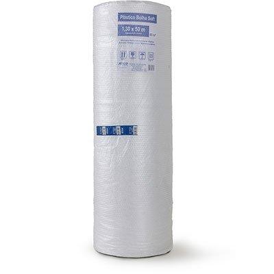 Plástico bolha (25 micras) n.10 Soft 130cmx50m 100807 Atco PT 1 BB
