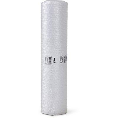 Plástico bolha (40 micras) n.10 fácil 60cmx10m 100800 Atco PT 1 BB