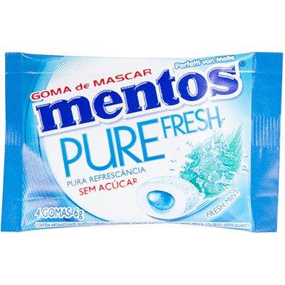 Mentos goma Pure Fresh Mint 6g Mentos PT 1 UN