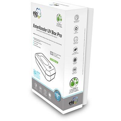 Esterilizador UV Box Pro UVBS Elg PT 1 UN